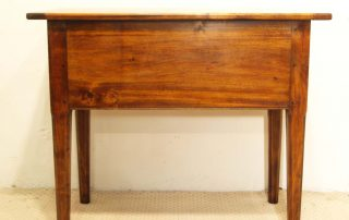 French antique style 2 drawer server back