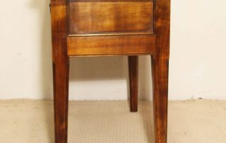 French antique style 2 drawer server side